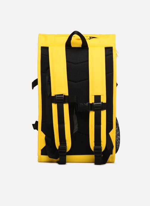 Rucksäcke Rains  Mountaineer Bag gelb ansicht von vorne