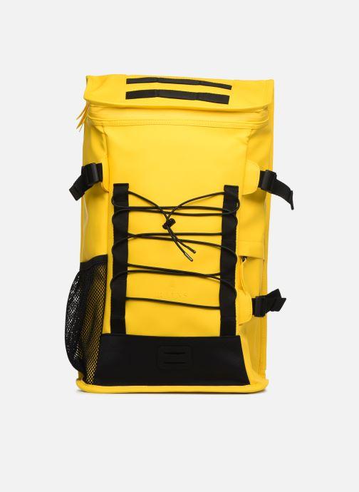 Mochilas Rains  Mountaineer Bag Amarillo vista de detalle / par