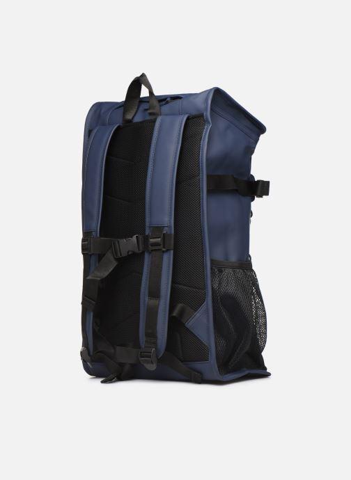 Rucksäcke Rains  Mountaineer Bag blau ansicht von rechts