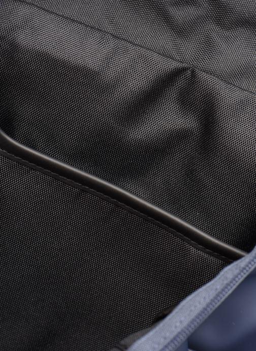 Rucksäcke Rains  Mountaineer Bag blau ansicht von hinten