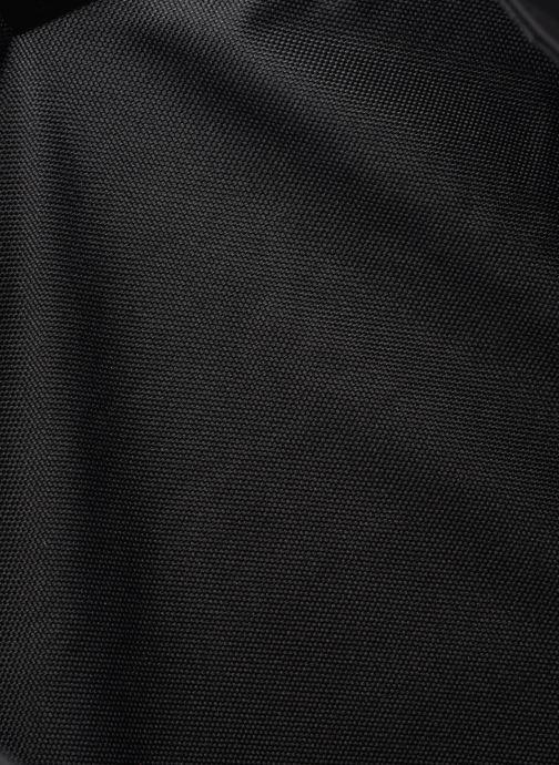 Rucksäcke Rains  Roll Top Rucksack schwarz ansicht von hinten