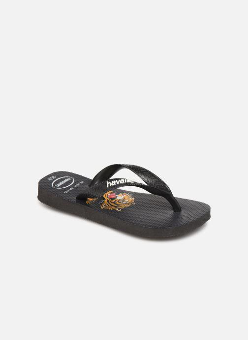 Havaianas Frozen thong sandals white