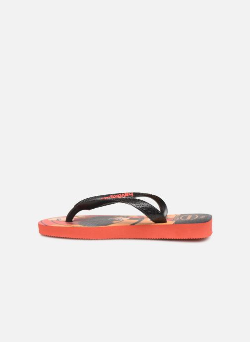 Tongs Havaianas Kids Os Incriveis 2 Rouge vue face