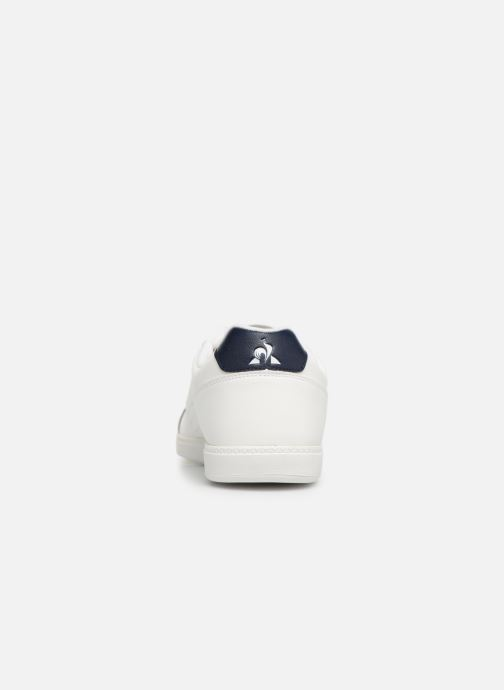 Trainers Le Coq Sportif Courtstar White view from the right