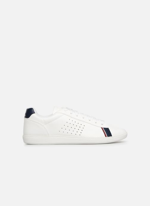 Trainers Le Coq Sportif Courtstar White back view