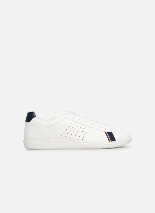 Sneakers Le Coq Sportif Courtstar Bianco immagine posteriore