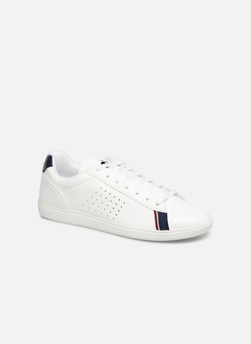 Trainers Le Coq Sportif Courtstar White detailed view/ Pair view