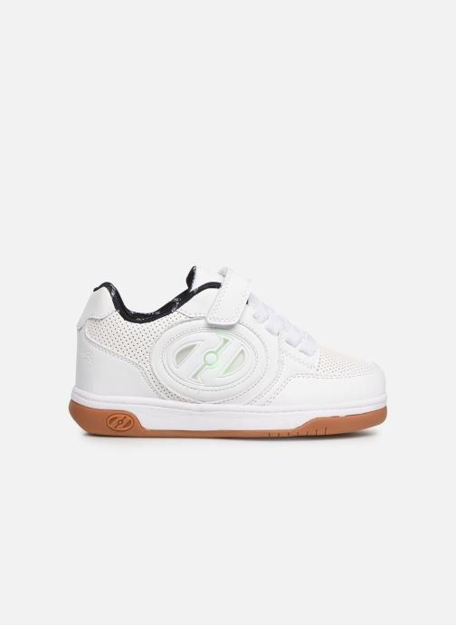 Baskets Heelys Plus X2 Lighted Blanc vue derrière