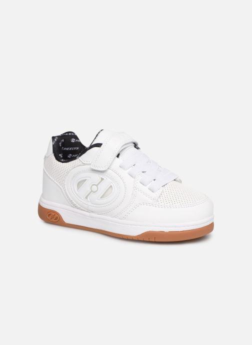 Deportivas Heelys Plus X2 Lighted Blanco vista de detalle / par