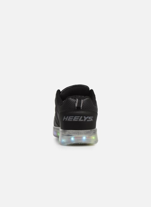 Deportivas Heelys Premium 2 Lo Negro vista lateral derecha