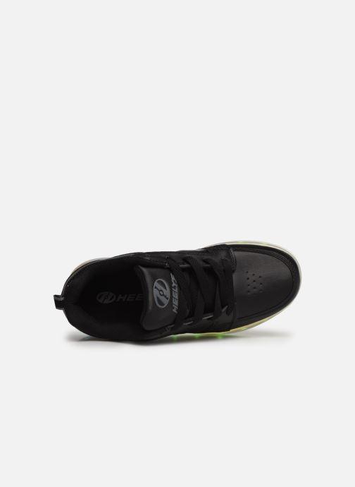 Baskets Heelys Premium 2 Lo Noir vue gauche
