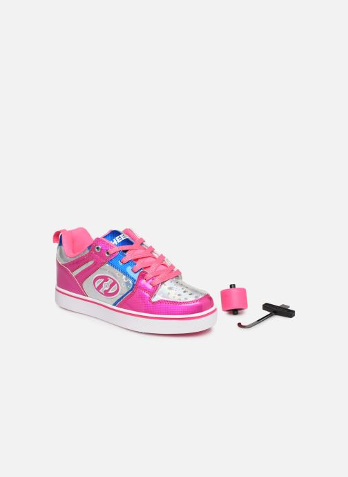 Trainers Heelys Motion 2.0 Pink 3/4 view