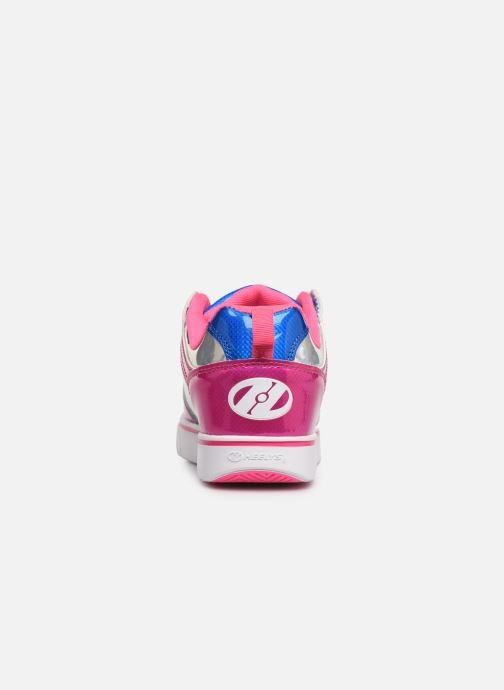 Deportivas Heelys Motion 2.0 Rosa vista lateral derecha
