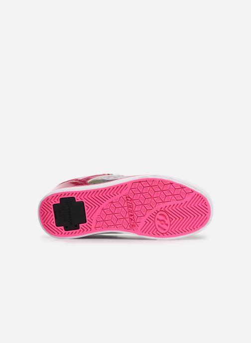 Deportivas Heelys Motion 2.0 Rosa vista de arriba