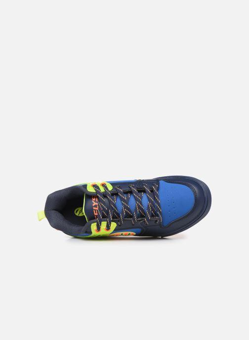 Deportivas Heelys Motion 2.0 Azul vista lateral izquierda