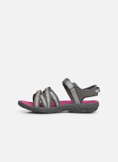 Sandali e scarpe aperte Teva Tirra Kids Rosa immagine frontale