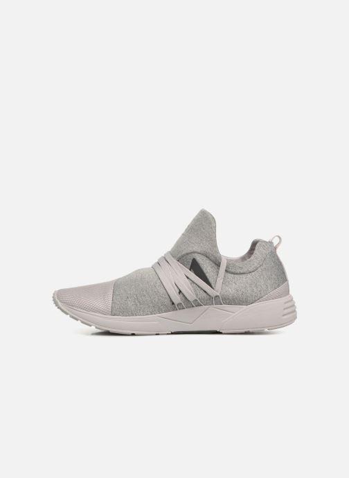 Sneakers ARKK COPENHAGEN Raven Mesh S Grijs voorkant