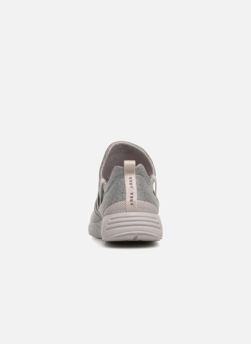 Sneakers ARKK COPENHAGEN Raven Mesh S Grijs rechts