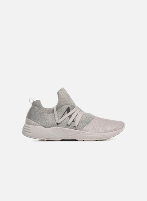 Trainers ARKK COPENHAGEN Raven Mesh S Grey back view