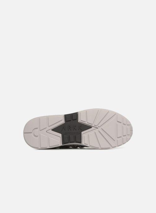 Sneakers ARKK COPENHAGEN Raven Mesh S Grijs boven