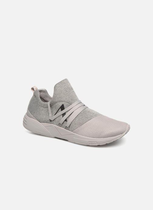 Sneakers ARKK COPENHAGEN Raven Mesh S Grijs detail