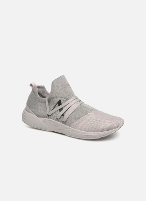 Trainers ARKK COPENHAGEN Raven Mesh S Grey detailed view/ Pair view