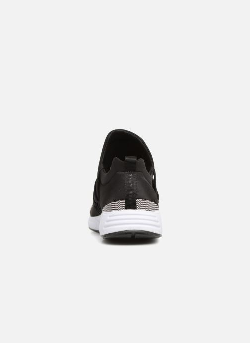 Trainers ARKK COPENHAGEN Raven Mesh S Black view from the right