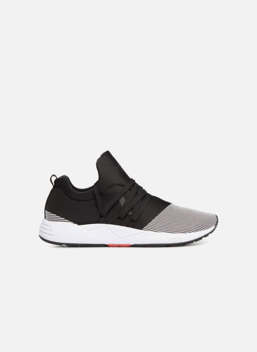 Trainers ARKK COPENHAGEN Raven Mesh S Black back view