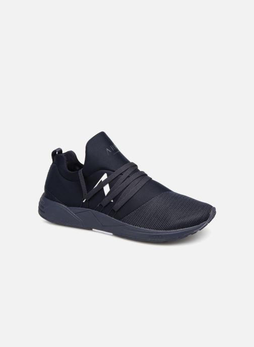 Sneakers ARKK COPENHAGEN Raven Mesh S Sort detaljeret billede af skoene