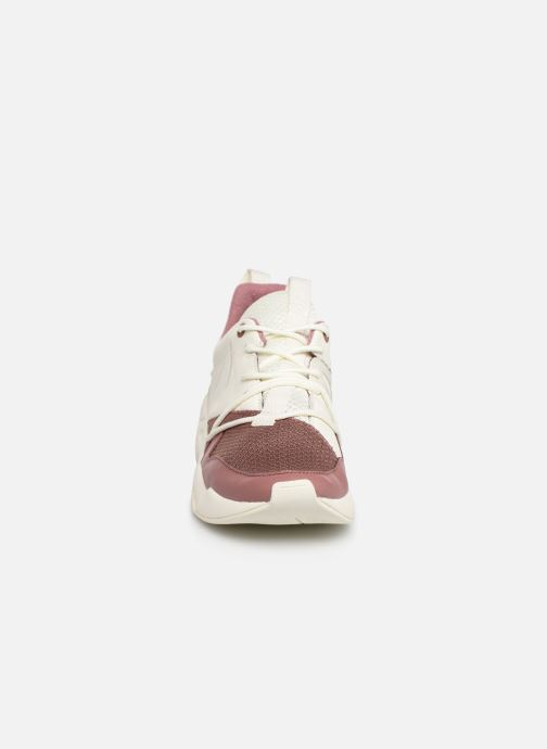 Trainers ARKK COPENHAGEN Asymtrix Mesh F W White model view