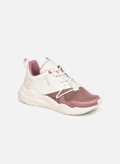 Trainers ARKK COPENHAGEN Asymtrix Mesh F W White detailed view/ Pair view