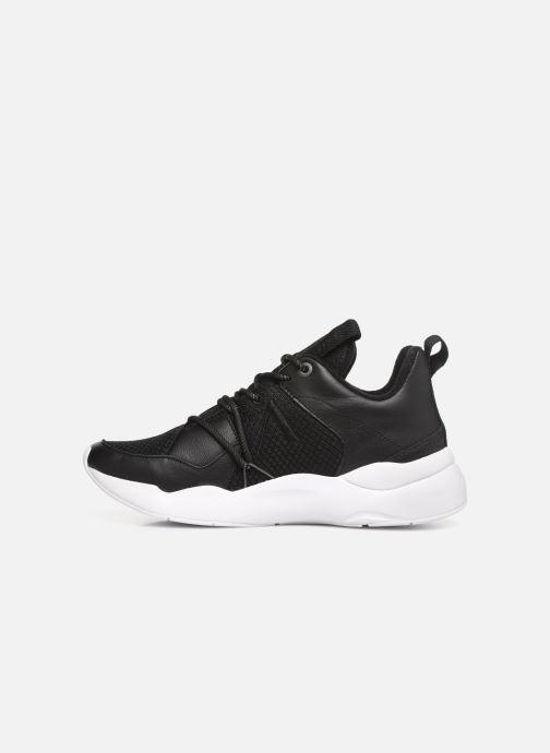 Sneakers ARKK COPENHAGEN Asymtrix Mesh F W Zwart voorkant