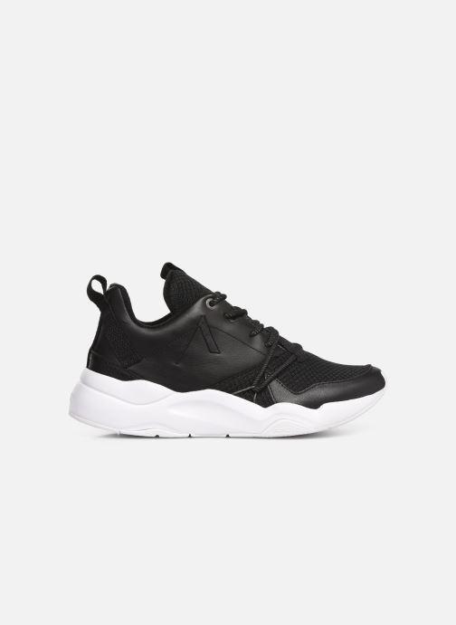 Sneakers ARKK COPENHAGEN Asymtrix Mesh F W Zwart achterkant