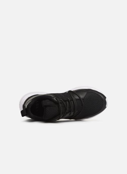 Sneakers ARKK COPENHAGEN Asymtrix Mesh F W Zwart links