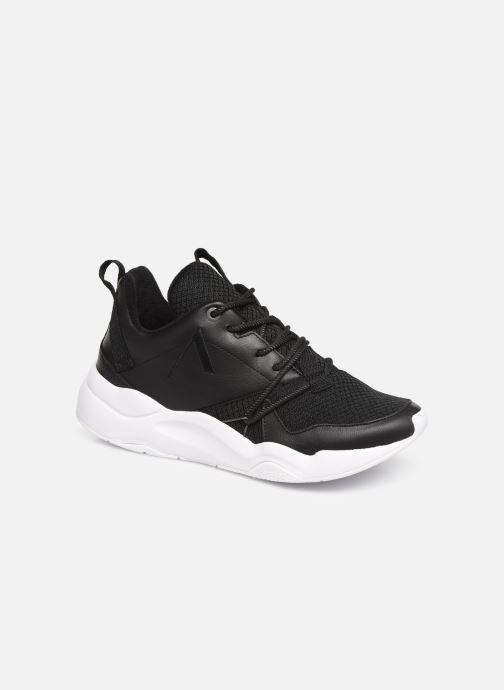 Sneakers ARKK COPENHAGEN Asymtrix Mesh F W Zwart detail