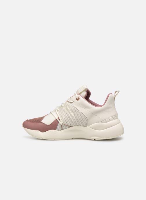 Sneakers ARKK COPENHAGEN Asymtrix Mesh F Wit voorkant