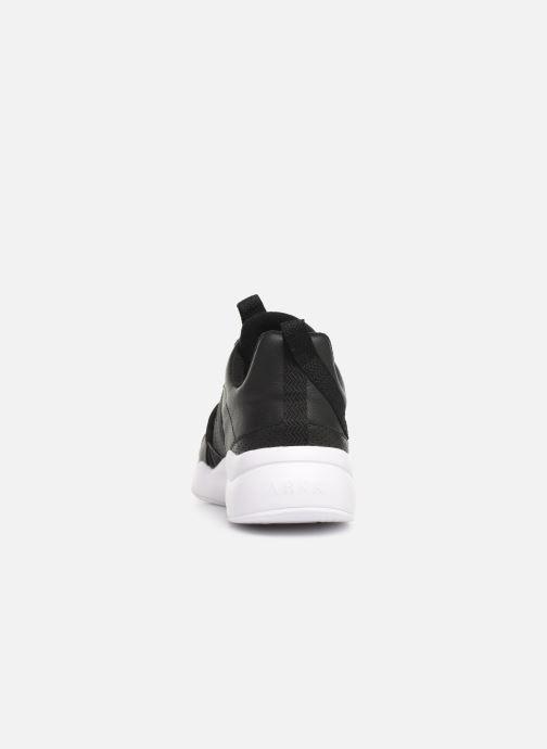 Sneakers ARKK COPENHAGEN Asymtrix Mesh F Sort Se fra højre