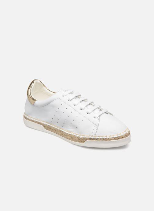 Sneaker Canal St Martin LANCRY PE19 weiß detaillierte ansicht/modell