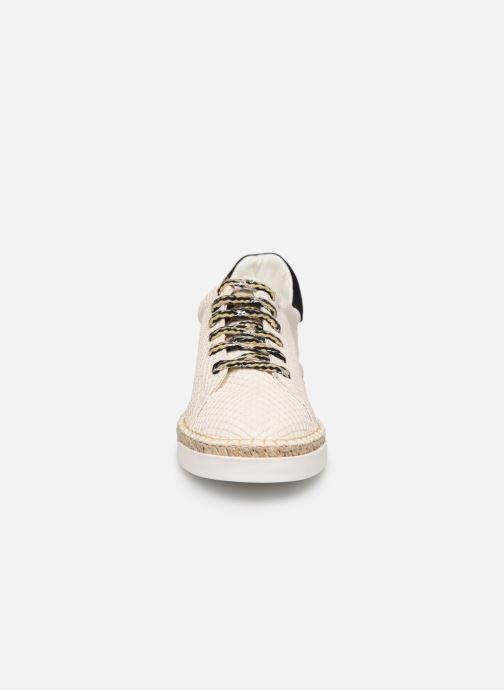 Sneaker Canal St Martin LANCRY PE19 beige schuhe getragen