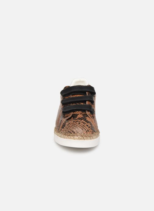 Baskets Canal St Martin WONDER Multicolore vue portées chaussures