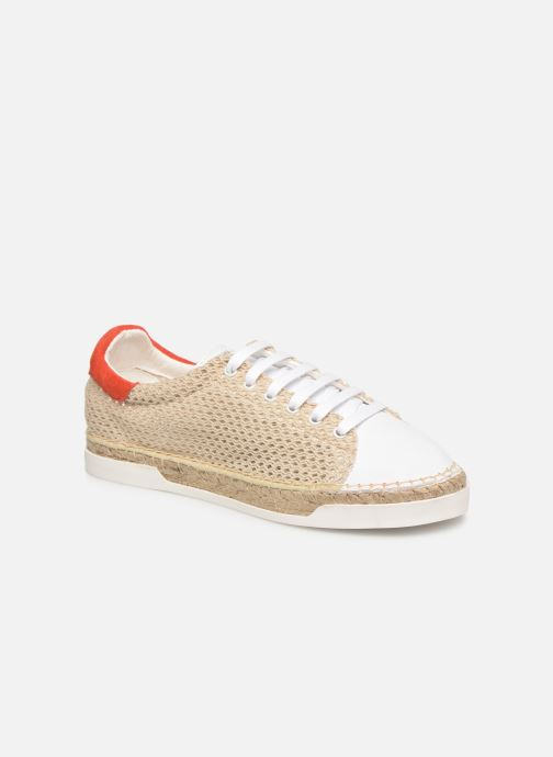 Sneakers Canal St Martin LANCRY BEACH Beige detail