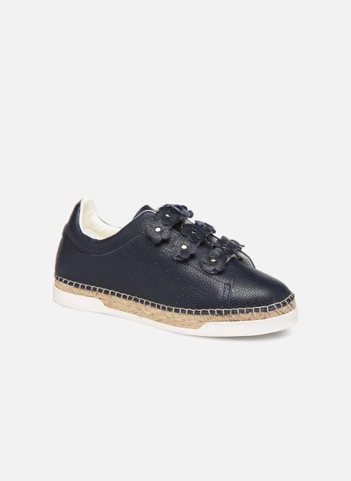 Sneakers Canal St Martin WONDER SPRING Blå detaljeret billede af skoene
