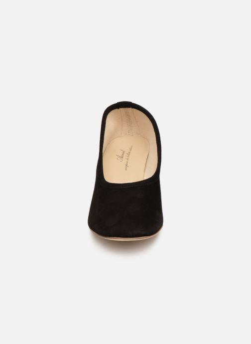 Escarpins Anniel 1895 CAMSLM Noir vue portées chaussures