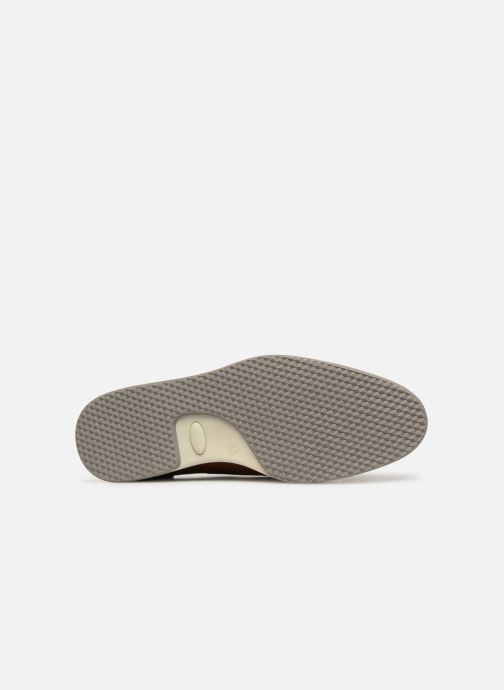 Chaussures à lacets Bullboxer 633K25264G Marron vue haut