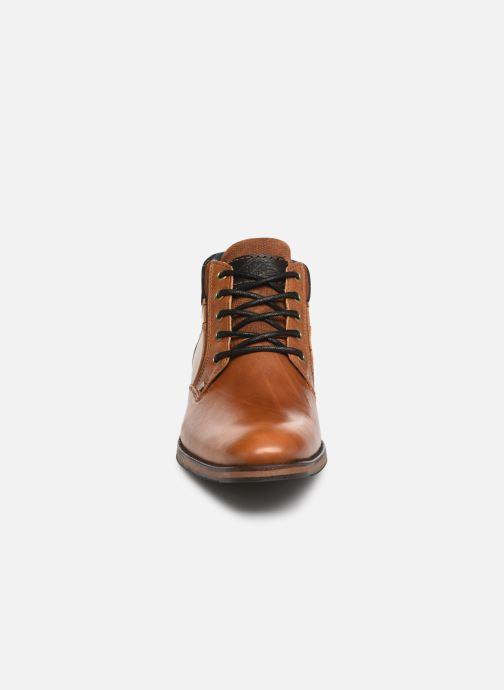 Stiefeletten & Boots Bullboxer 634K50041A braun schuhe getragen