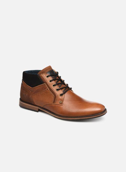 Boots en enkellaarsjes Bullboxer 634K50041A Bruin detail