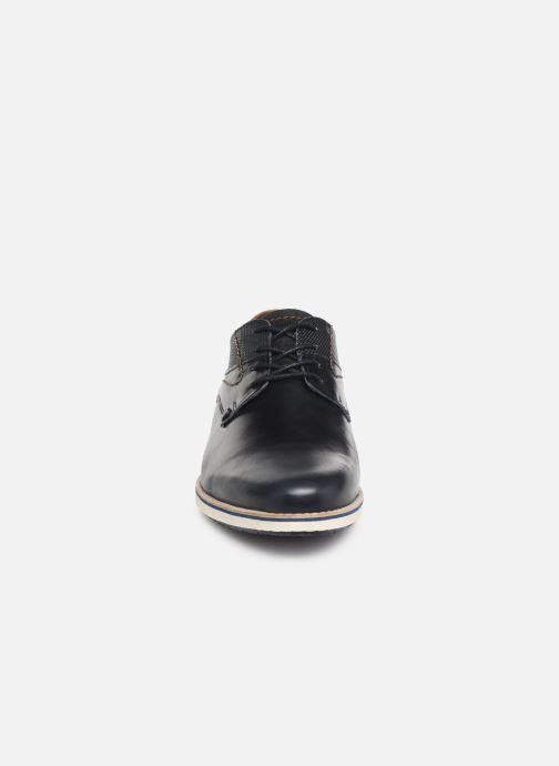 Chaussures à lacets Bullboxer 649K26705A Bleu vue portées chaussures