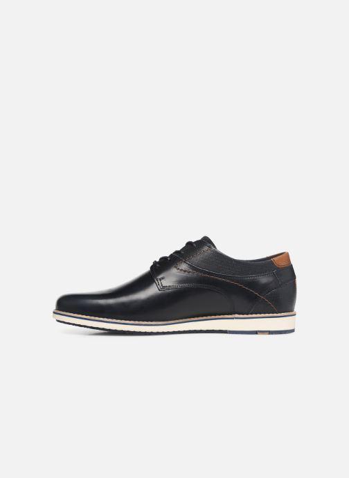 Zapatos con cordones Bullboxer 649K26705A Azul vista de frente