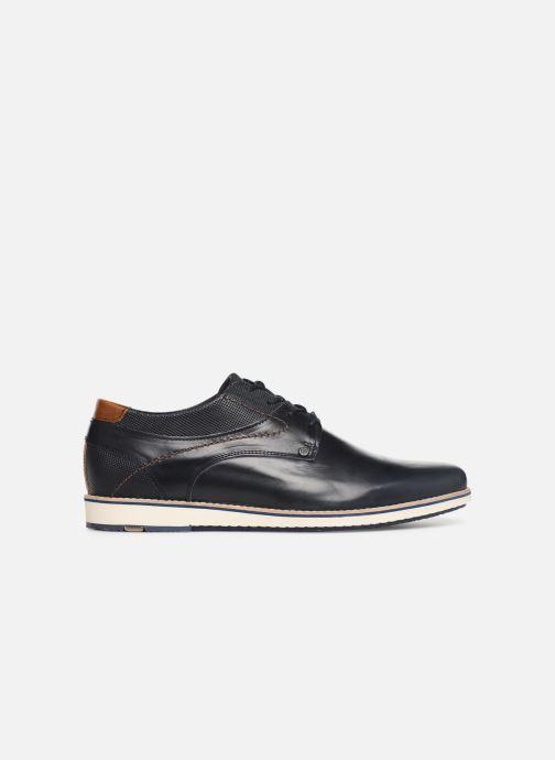 Zapatos con cordones Bullboxer 649K26705A Azul vistra trasera