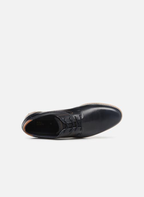 Zapatos con cordones Bullboxer 649K26705A Azul vista lateral izquierda